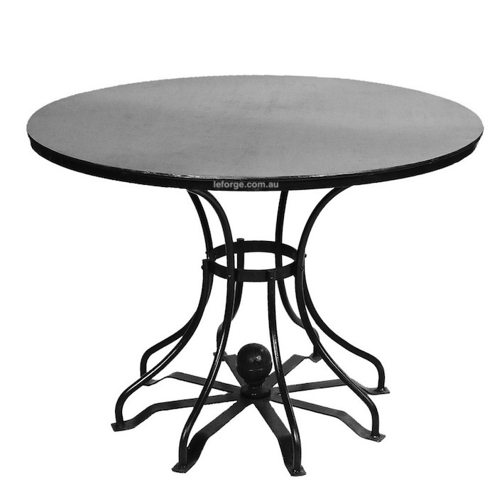 LeForge-Maison-table-handmade-Wrought-iron-Sydney