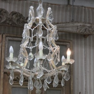 Birdcage-crystal-french-chandelier-leforge-furniture-decoration
