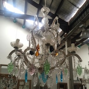 French-bircage-chandelier-leforge-furniture-decoration-sydney