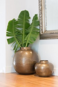 Golden-orb-handmade-vase-large-leforge-furniture-sydney