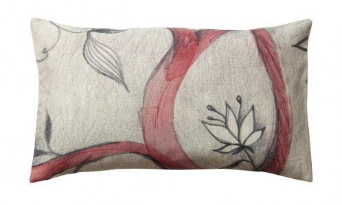 Maison Levy French Linen Cushion Le Forge
