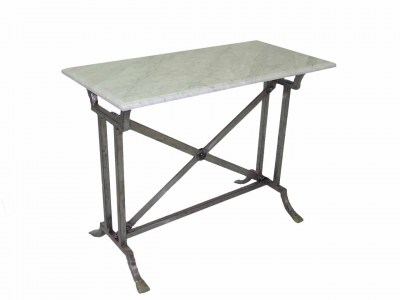 Napoli-half-console-steel-outdoors-interiors-french-leforge-furniture-decoration-sydney