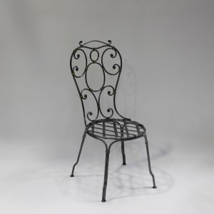 Chair French Steel Le Forge Salon