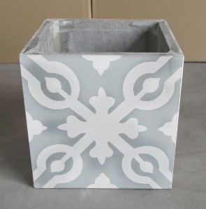 Spanish-Encaustic-Terracotta-Square-Garden-Planter-LeForge-Willoughby.