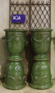 Anduze Urn Planter French Le Forge