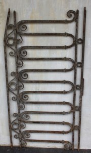 European Panel Garden Decorative French Outdoor Le Forge