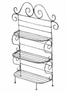 Steel Rack Spice 3 Tier French Forged Le Forge