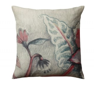 Maison Levy French Linen Cushion 55x55cm Le Forge