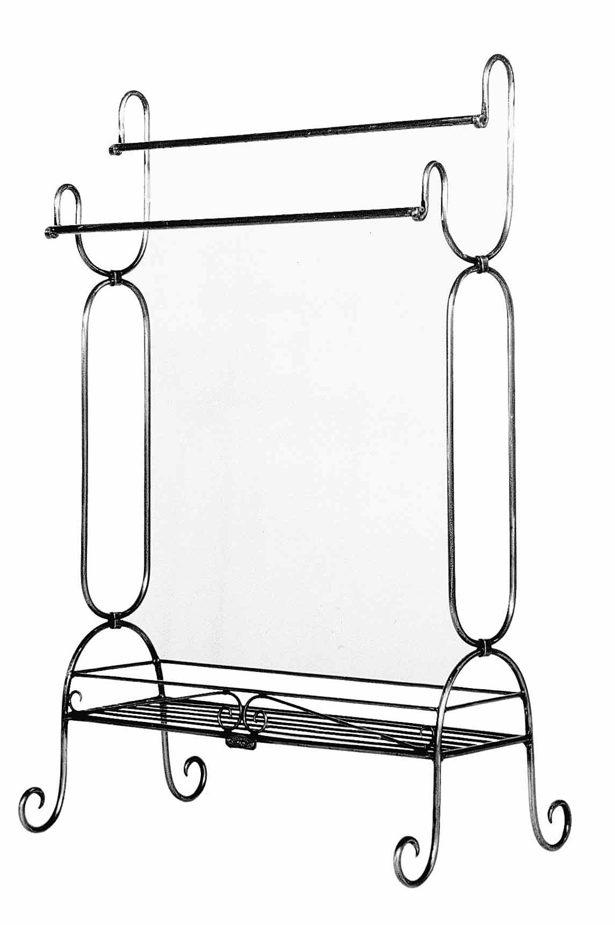 Towel Rail French Steel Le Forge
