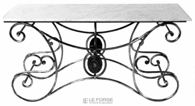 French-Console-steel-marble-glass-galvanised-provincial-le forge-jpg.jpg