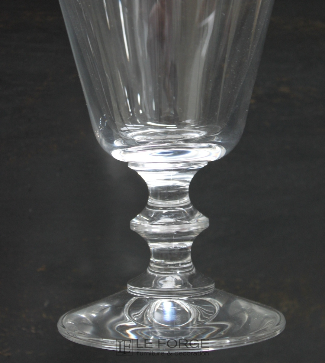 Glassware Porcelain Amp Ceramic Crystal Wine Goblet Clear