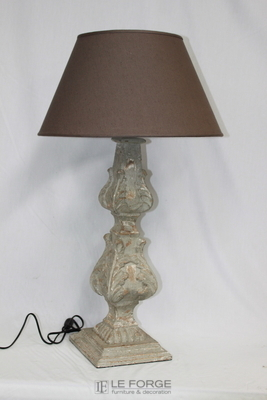 french-le forge-wooden-carved-decorative-bedside-distressed-lamp.jpg
